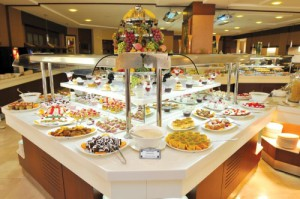 buffet all inclusive