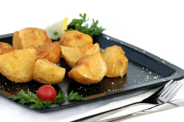 aardappels uit de Airfryer