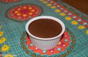Chocolade potje