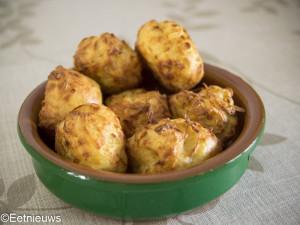 Aardappelkroketjes uit de Airfryer
