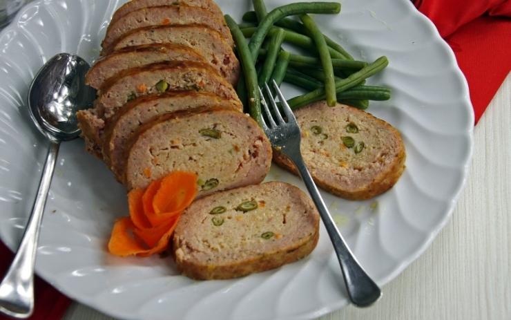 gehaktbrood uit de Airfryer