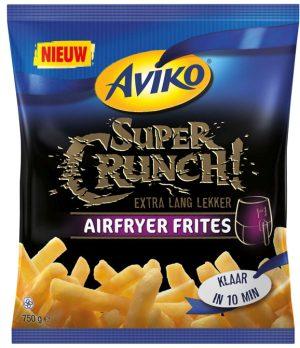 Frites voor in de Airfryer