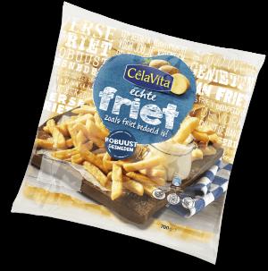 CêlaVíta Echte Friet - robuuste frietjes