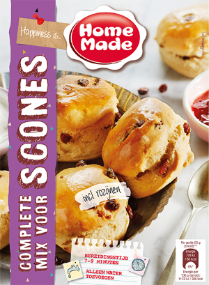 scones van HomeMade in de Airfryer