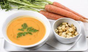 Pompoensoep - een heerlijke soep van pompoen
