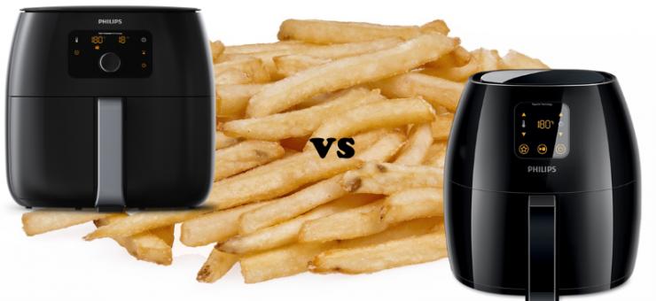 Airfryer XXL vs XL: wat zijn de verschillen?