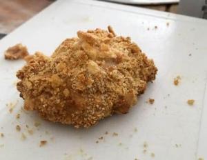 kipnuggets uit de airfryer