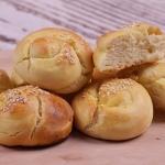Broodjes uit de Airfryer bak je volgens de formule