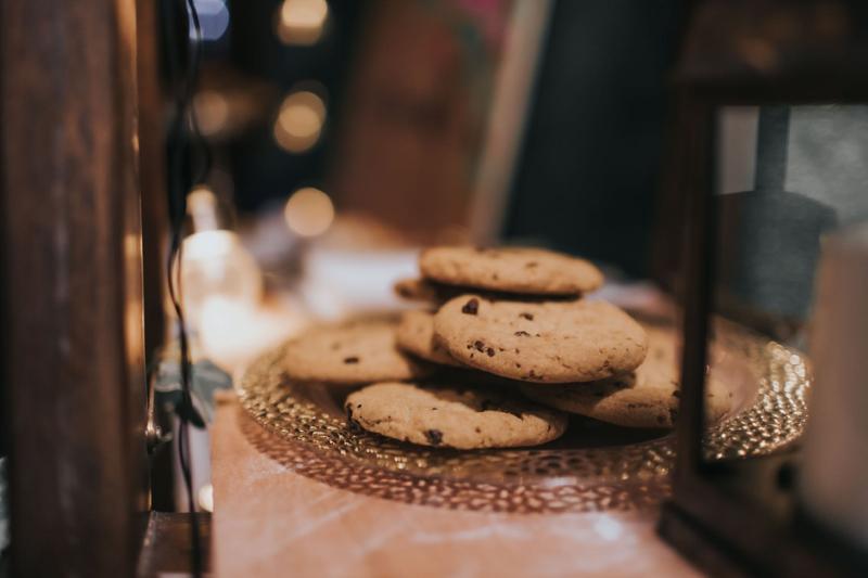 Nog meer chocolate chip cookies uit de Airfryer